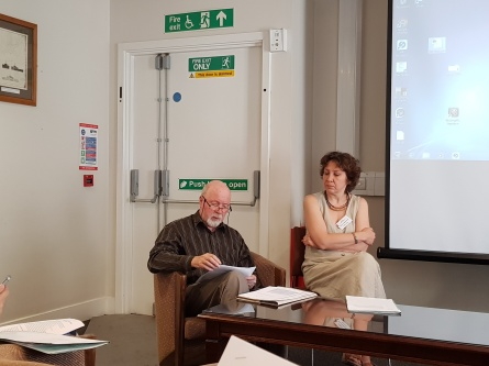 Panel: Slavonic collections and specialist projects (chair Katya Rogatchevskaia) Research in Russian and East European studies: trends and realities from the UTREES database by Gregory P.M. Walker
