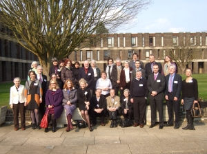 Attendees of COSEELIS 2013 conference