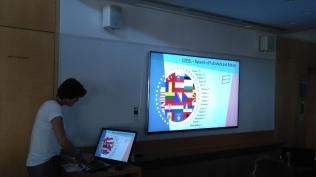 Vendor presentations (chair: Mel Bach). Bea Klotz from CEEOL