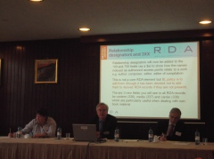 Conference 2013; everything you wanted to know about RDA, but were afraid to ask