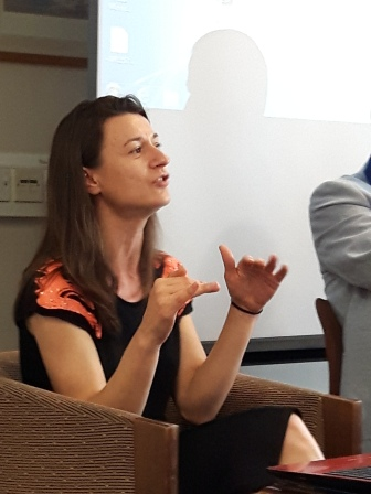 Zora Kostadinova: Personhood, subjectivities and everyday ethics and practice amongst Sufis in Sarajevo: researching the UCL SSEES collections